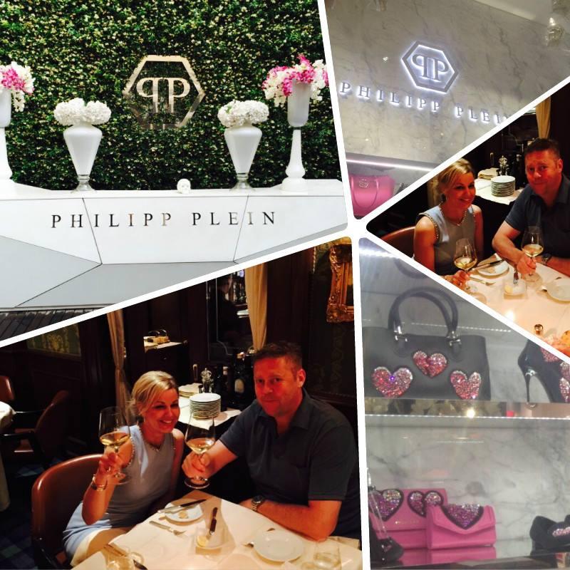 Milaan inkoop Philipp Plein 2016