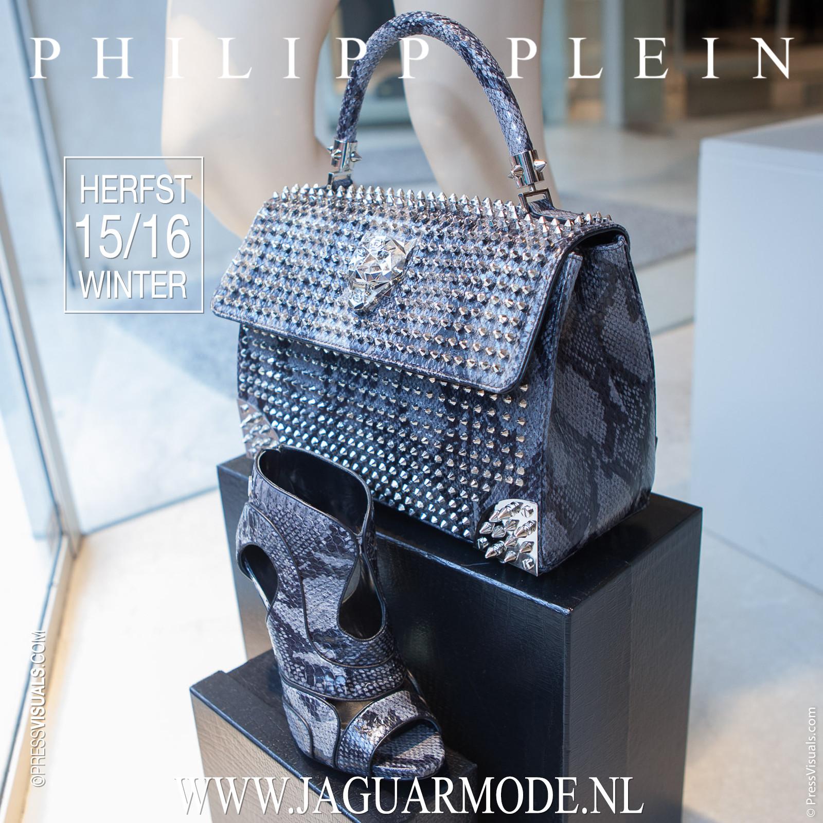 Philipp Plein tas en schoenen