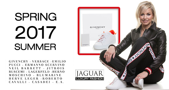 Givenchy new bij Jaguar Luxury Fashion