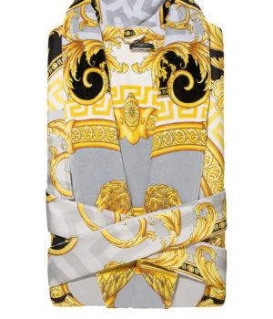 Badjas zijde