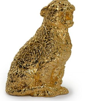 Versace Cheetah Gold