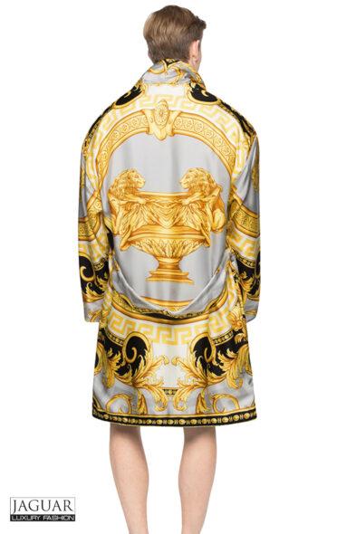 Versace bathrobe