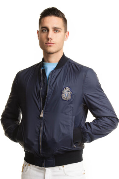 Billionaire jacket navy