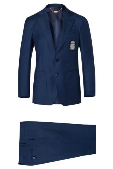 Billionaire Kostuum blauw