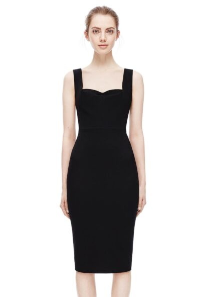 Victoria Beckham Dress black