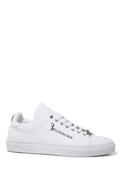 Billionaire lo-top sneaker white