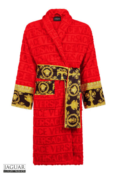 Versace bathrobe baroque