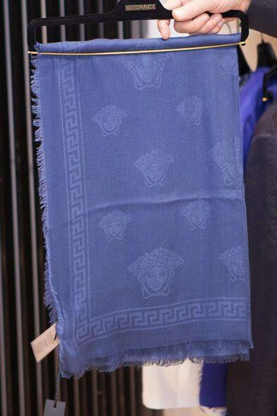 Versace Medusa shawl