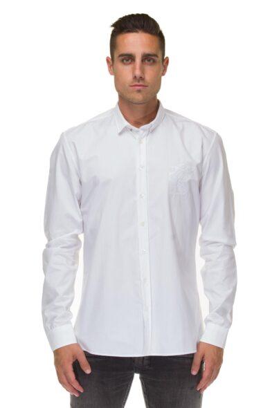 Balmain shirt white