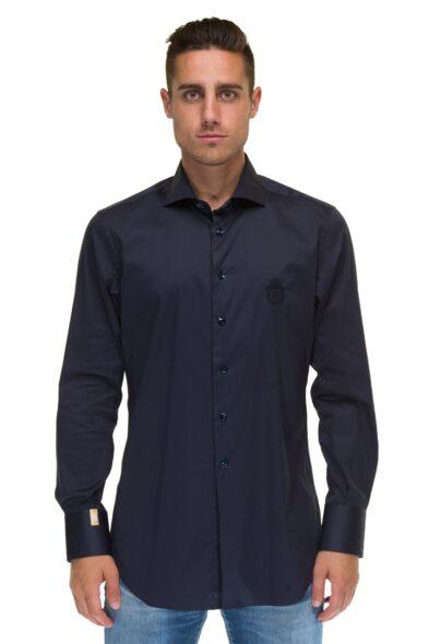 Billionaire shirt marine