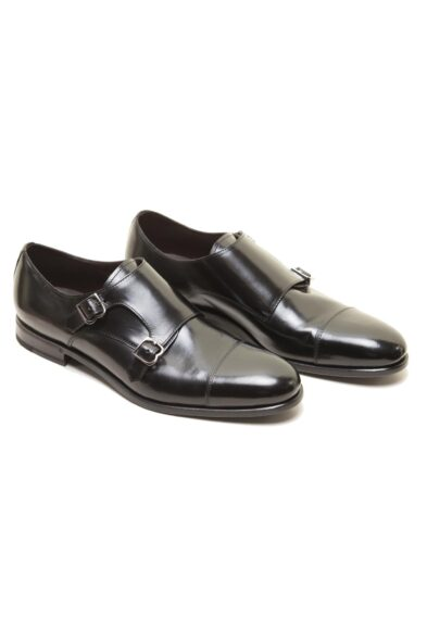 Billionaire loafer black