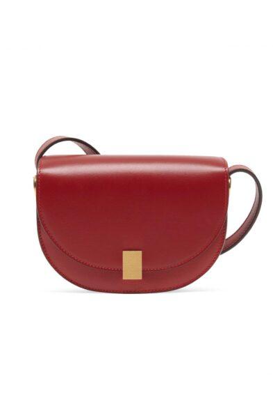 Victoria Beckham nano box ruby red