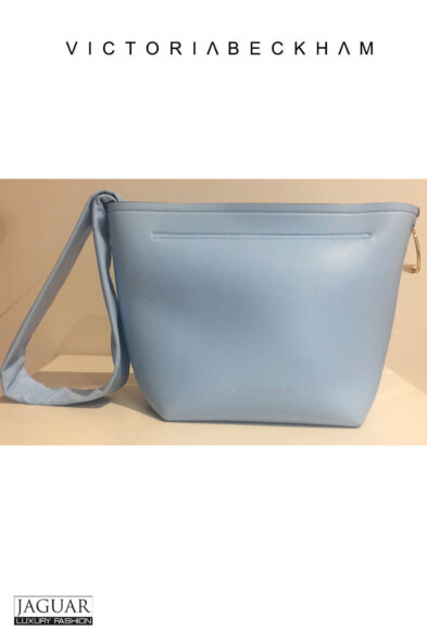 Victoria Beckham bag blue