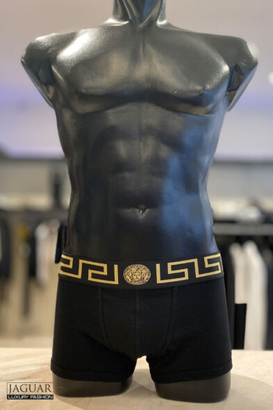Versace trunk black