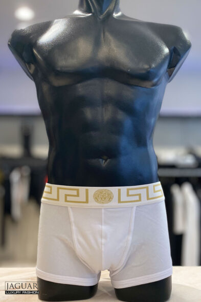 Versace trunk white