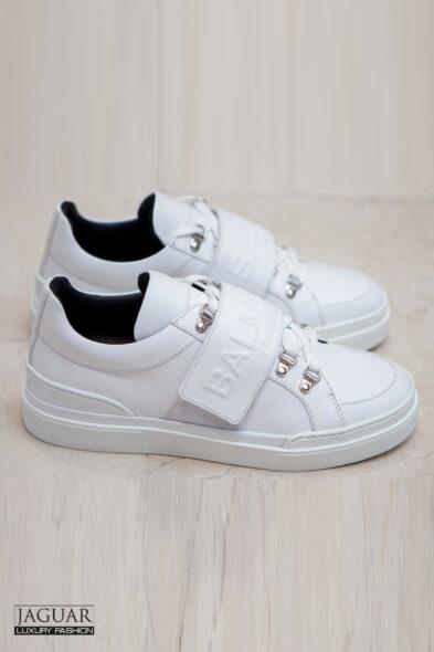 Balmain sneaker white