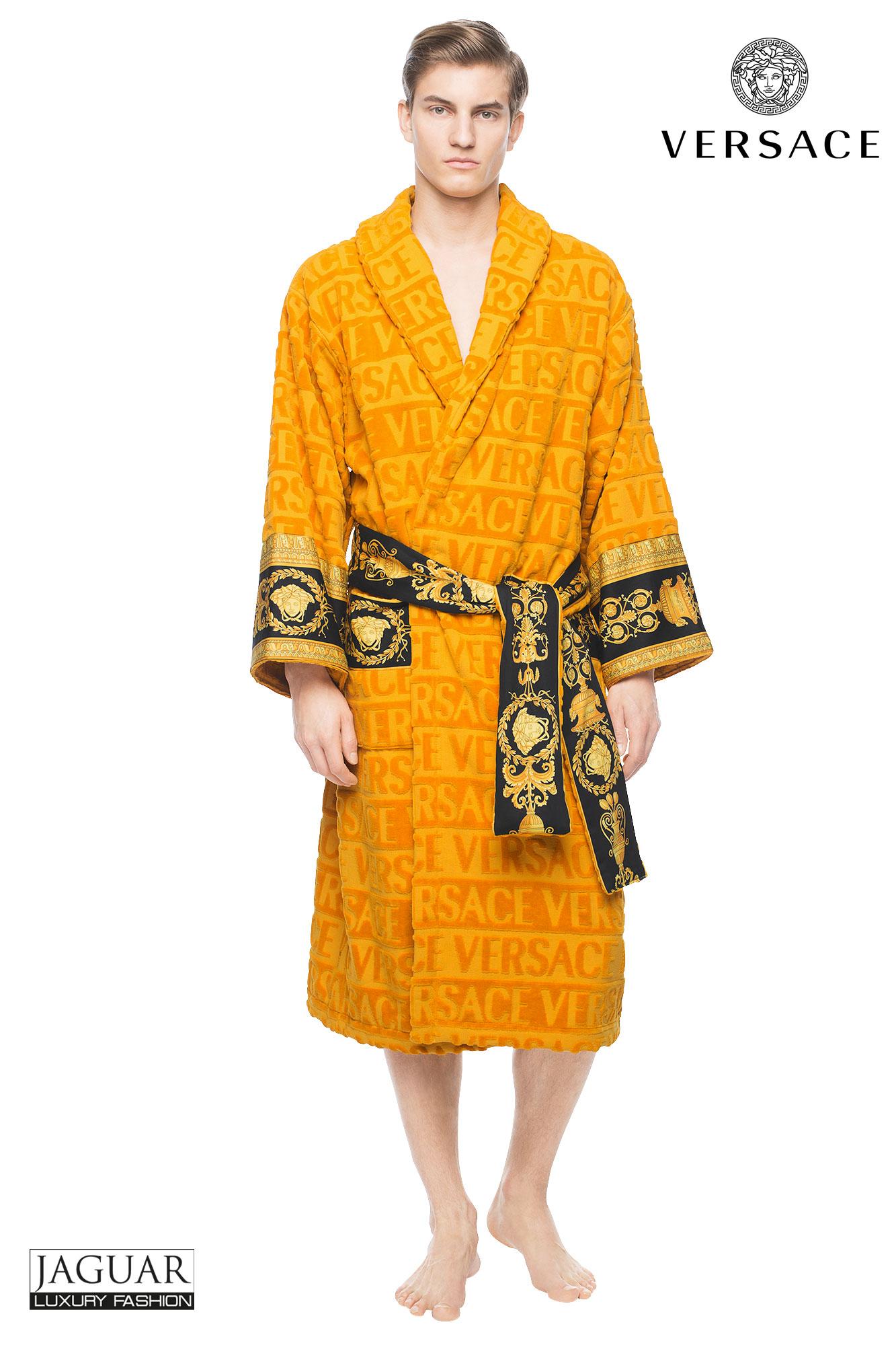 Versace I ♡ baroque bathrobe oro – JAGUAR MODE 3f14604df