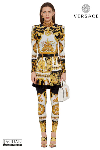 Versace baroque legging