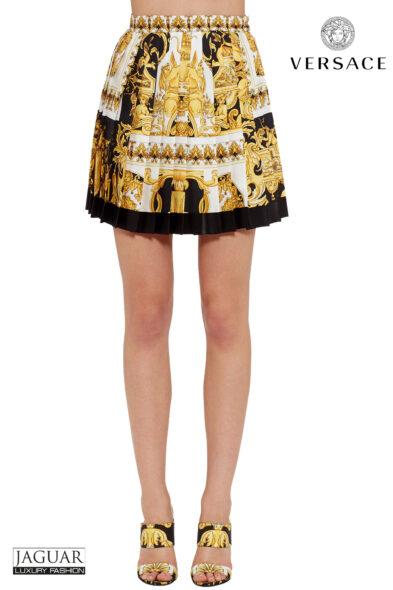 Versace baroque skirt