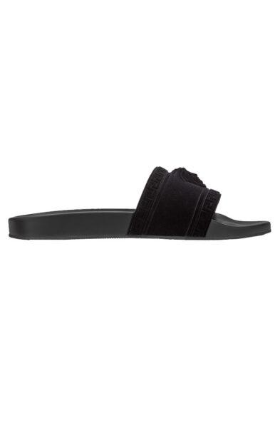 Versace pool slide black