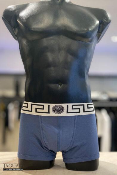 Versace trunk indigo