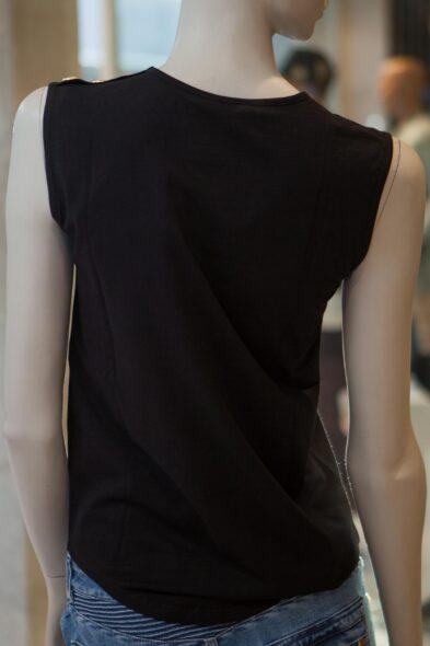 Balmain top black