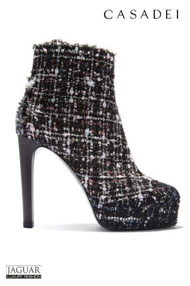 Casadei boots boucle