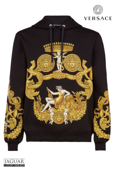 Versace blason sweater