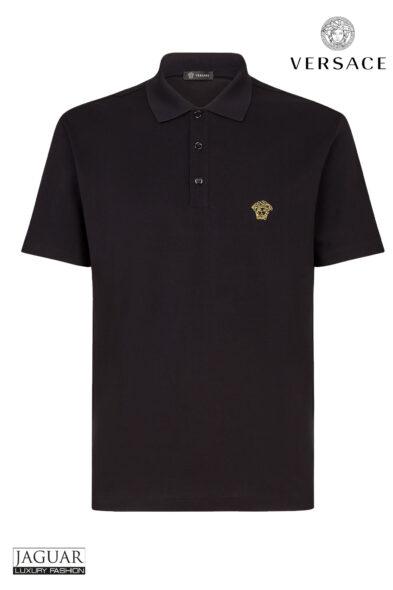 Versace polo zwart