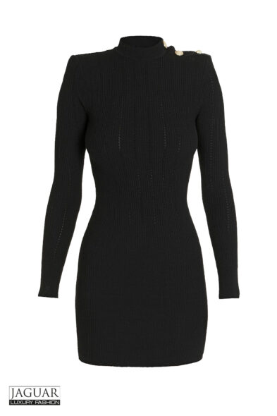Balmain dress black