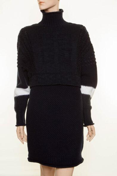 Givenchy knit dress