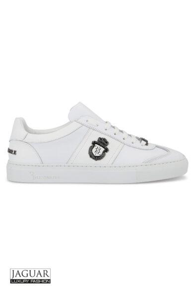 Billionaire lo-top sneaker white