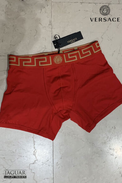 Versace boxer red