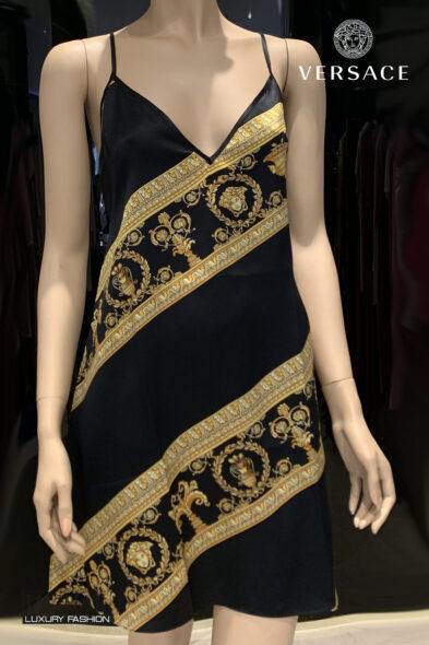45c4823b555 Versace La coupe des Dieux dressing gown – JAGUAR MODE