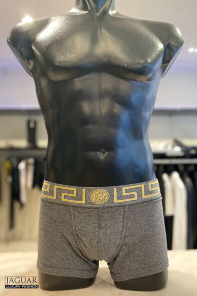Versace trunk grey