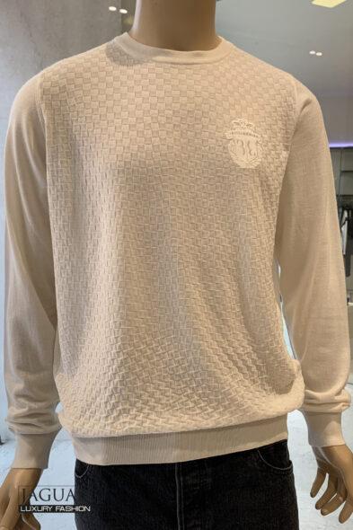 Billionaire pullover Crest