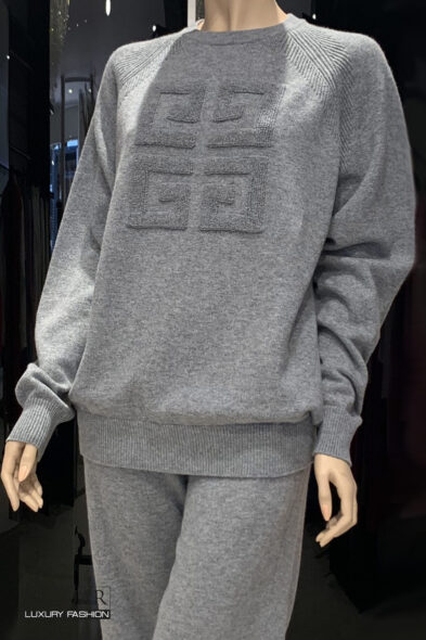 Givenchy pull grey