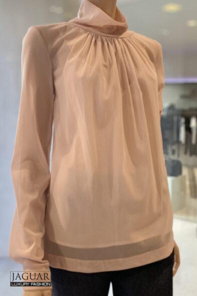 Victoria Beckham shirt nude