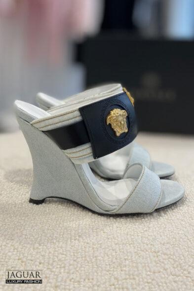 Versace sandal jeans