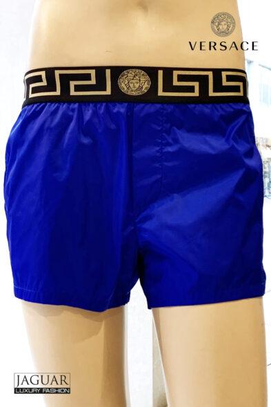 Versace swim short blue