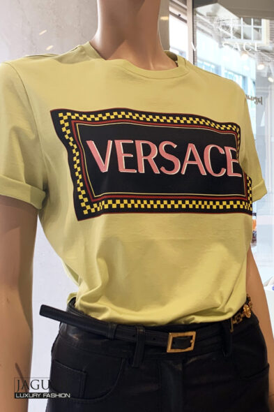 Versace lime t-shirt
