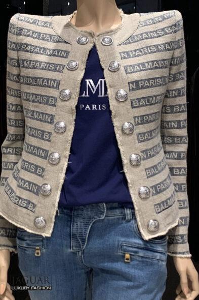 Balmain jacket lino