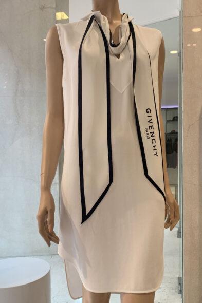 Givenchy ascot dress