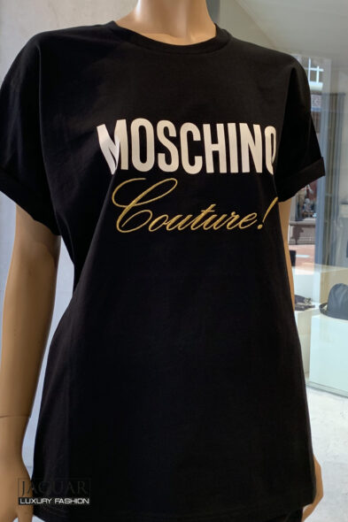 Moschino Couture t-shirt black