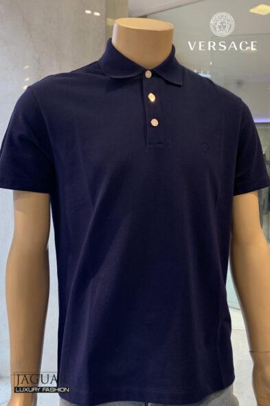Versace poloshirt blue