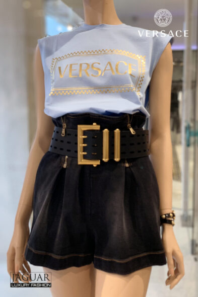 Versace denim short