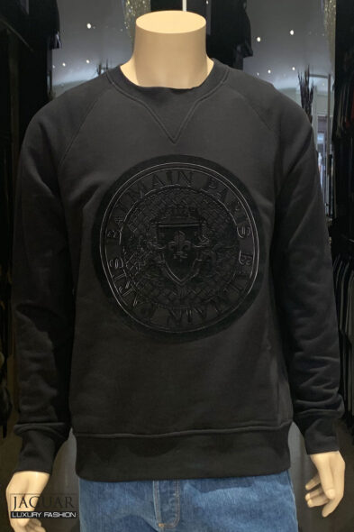 Balmain sweater coin