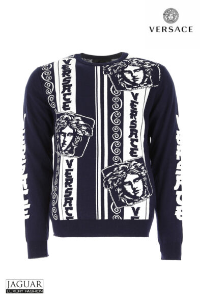 Versace knit pull