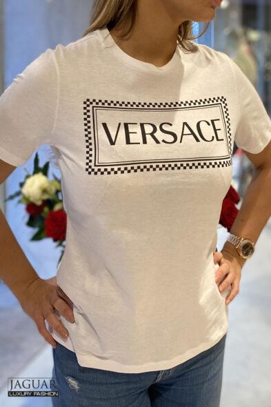 Versace t-shirt logo