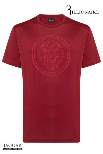 Billionaire t-shirt red